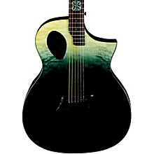 Michael Kelly Forte Port X Offset Soundhole Cutaway Acoustic-Electric Guitar
