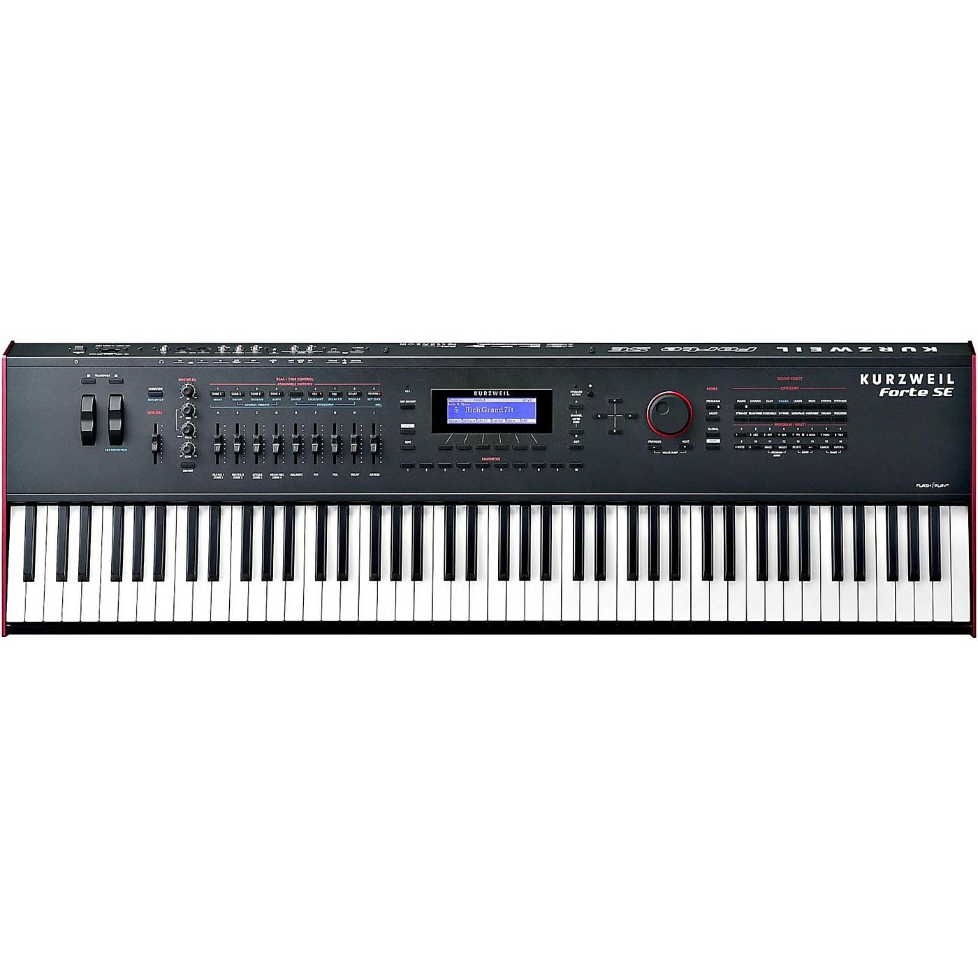 Kurzweil Forte SE 88-Key Piano thumbnail