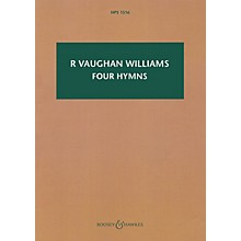 Boosey and Hawkes Four Hymns Boosey & Hawkes Scores/Books Series Softcover Composed by Ralph Vaughan Williams