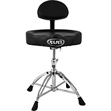 Mapex Four Legged Double Brace Throne With Adjustable Back Rest