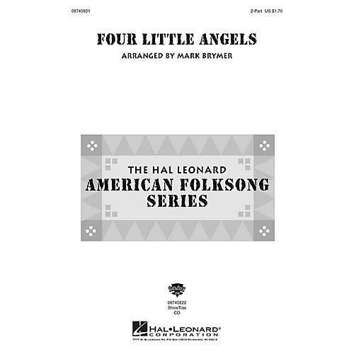 Hal Leonard Four Little Angels 2-Part arranged by Mark Brymer thumbnail