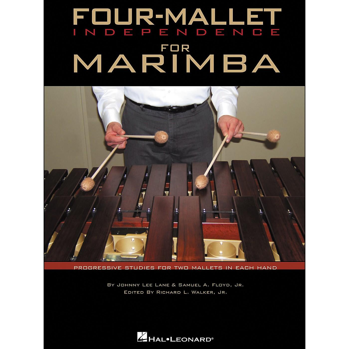 Hal Leonard Four Mallet Independence for Marimba thumbnail