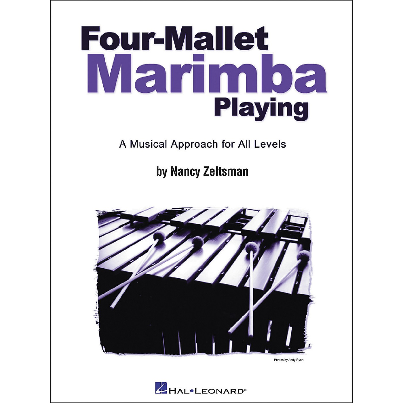 Hal Leonard Four-Mallet Marimba Playing thumbnail