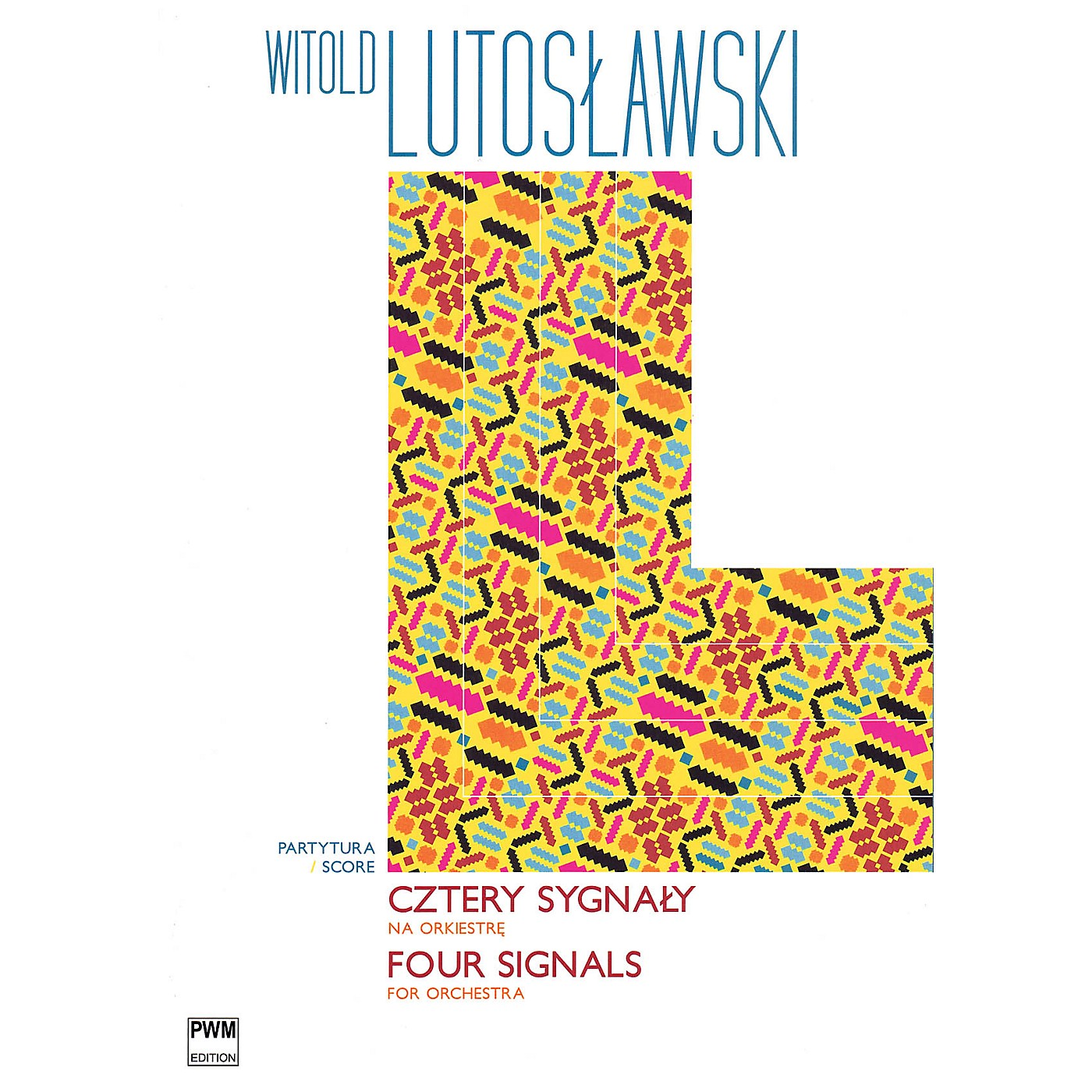 PWM Four Signals for Orchestra PWM Series Composed by Witold Lutoslawski thumbnail