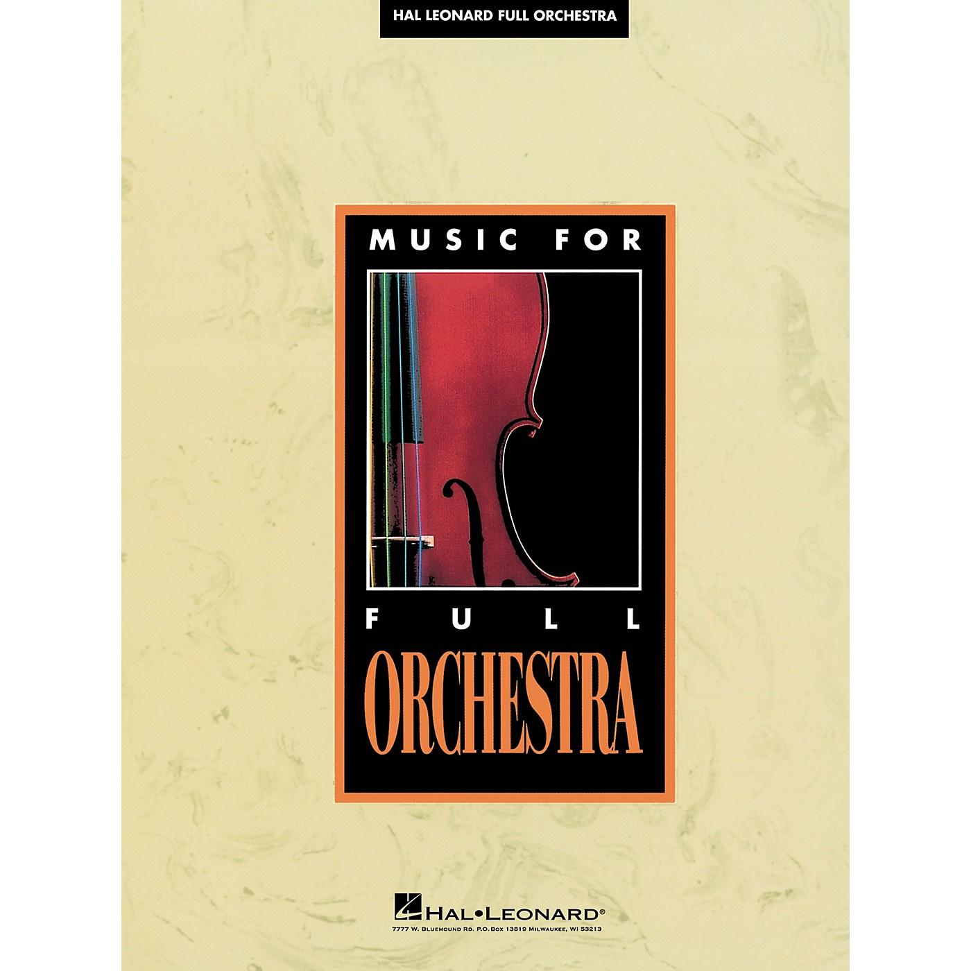 G. Schirmer Four Studies for School Orchestra, Op. 21, No. 5 (Full Score) Score Composed by Paul Turok thumbnail
