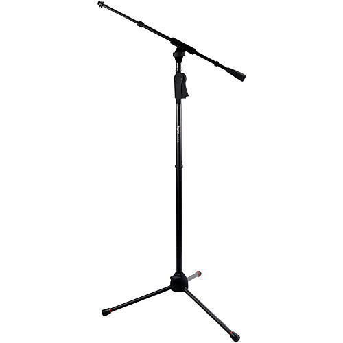 Gator Frameworks GFW-MIC-2120 Deluxe Tripod Mic Stand with Telescoping Boom thumbnail
