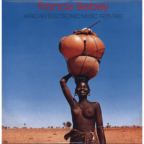 Alliance Francis Bebey - African Electronic Music 1975-1982 thumbnail
