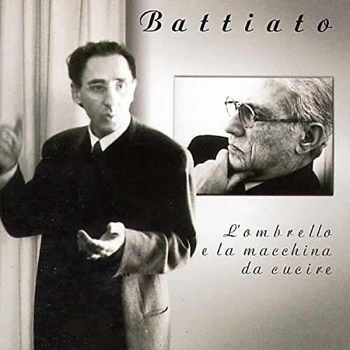 Alliance Franco Battiato - L'Ombrello E La Macchina Da Cucire thumbnail
