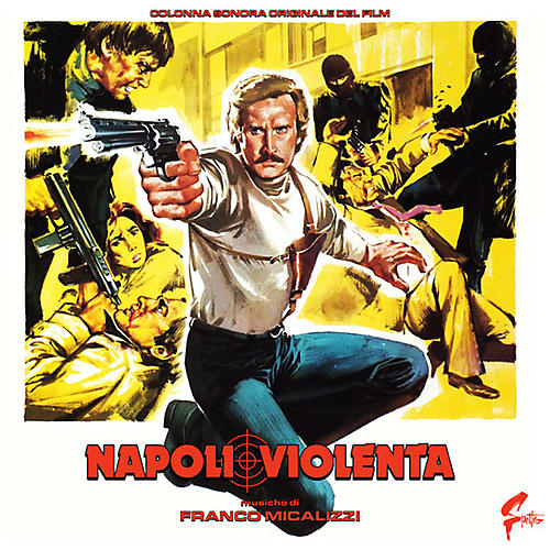 Alliance Franco Micalizzi - Napoli Violenta (original Soundtrack) thumbnail