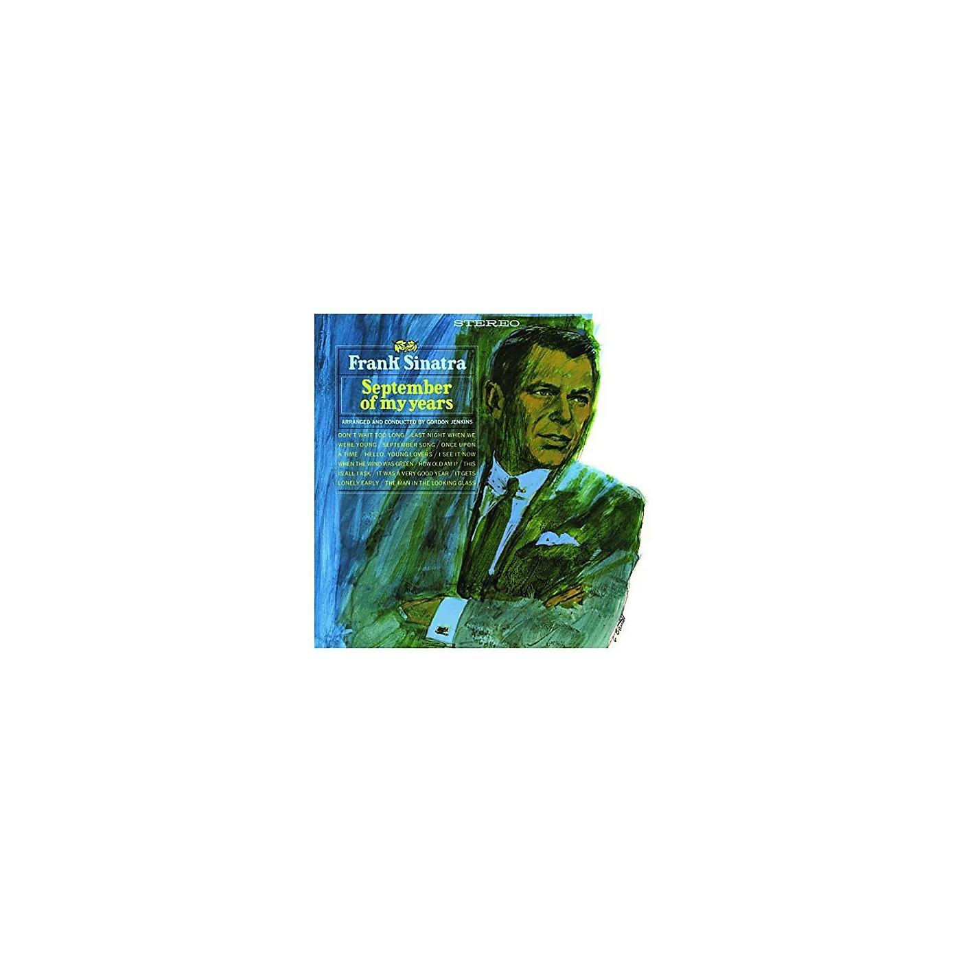Alliance Frank Sinatra - September of My Years thumbnail