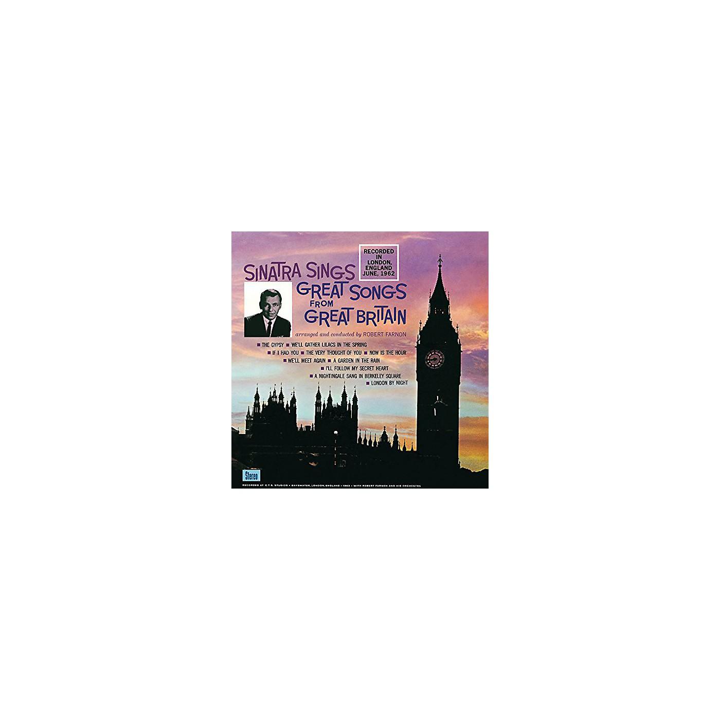 Alliance Frank Sinatra - Sinatra Sings Great Songs from Great Britian thumbnail