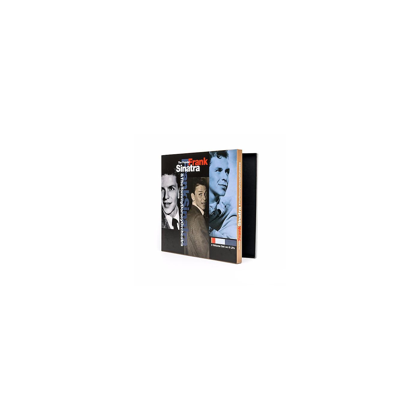 Alliance Frank Sinatra - The Popular Frank Sinatra, Vol. 1-3 thumbnail