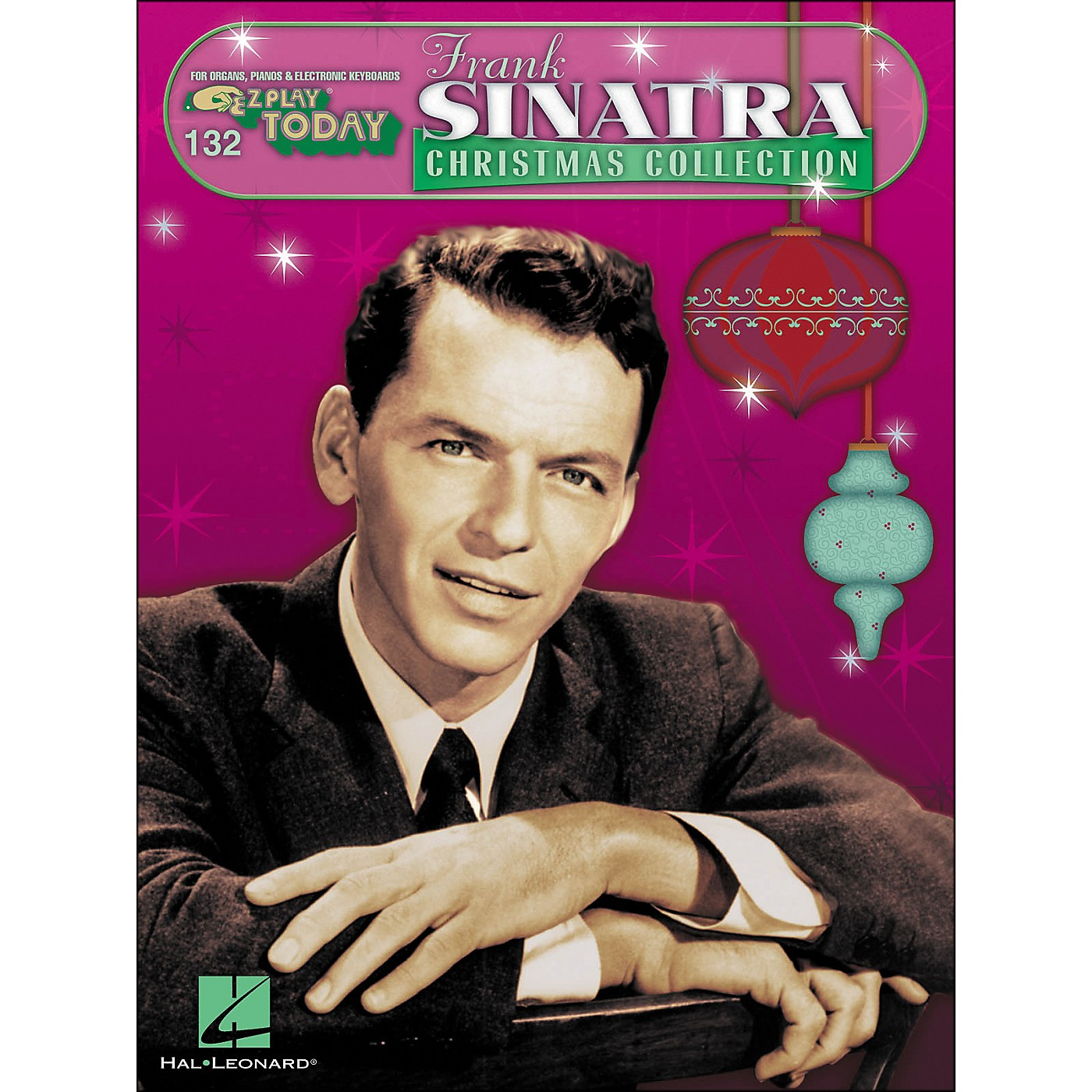 Hal Leonard Frank Sinatra Christmas Collection E-Z Play 132 thumbnail