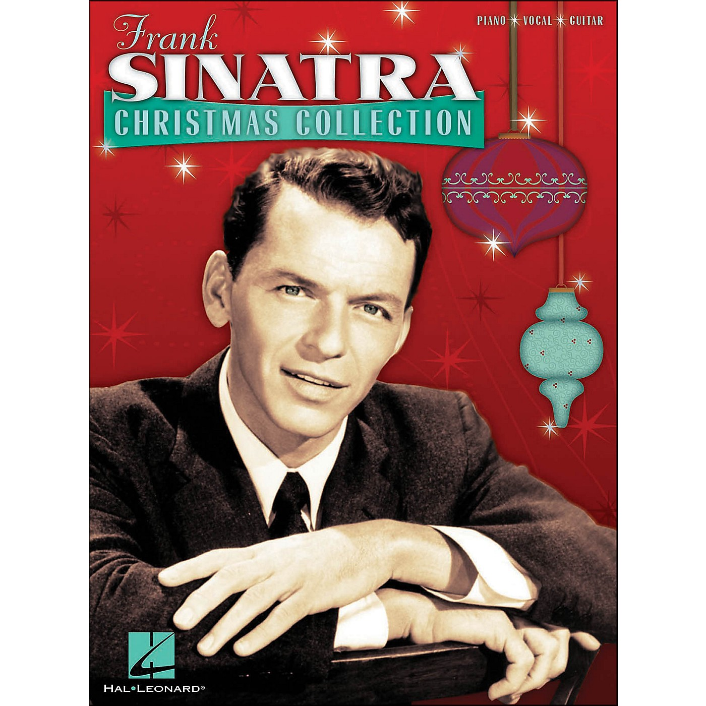 Hal Leonard Frank Sinatra Christmas Collection arranged for piano, vocal, and guitar (P/V/G) thumbnail