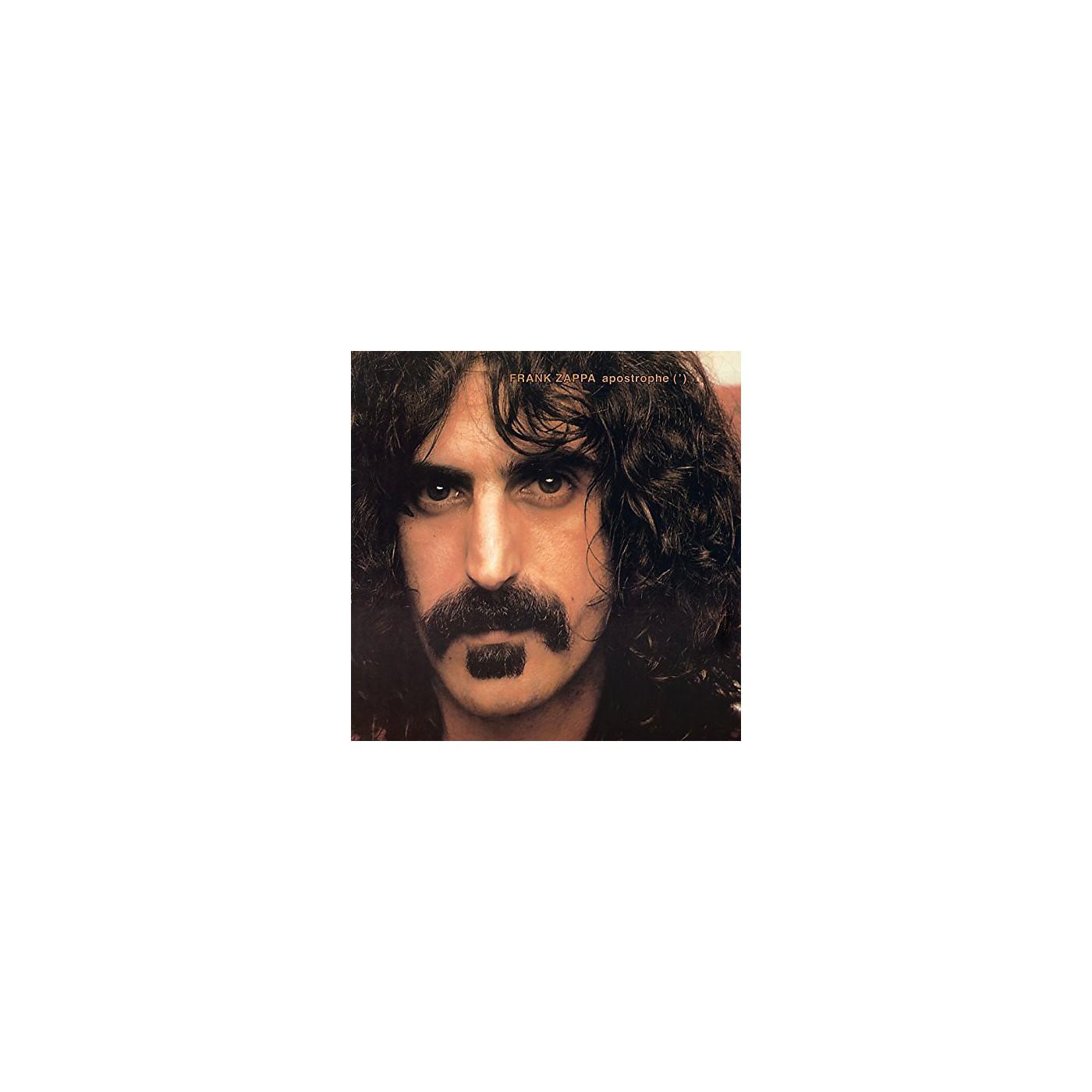 Alliance Frank Zappa - Apostrophe thumbnail
