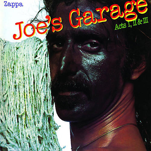 Alliance Frank Zappa - Joe's Garage thumbnail