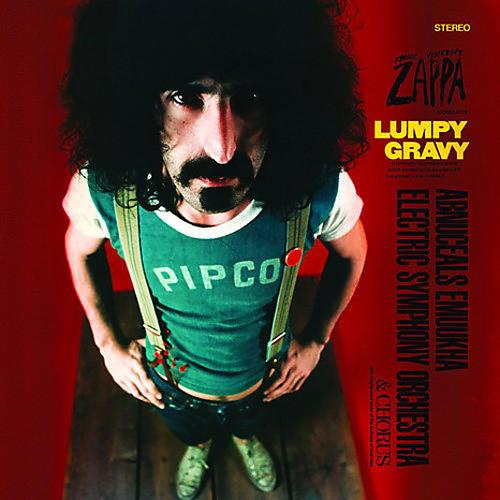 Alliance Frank Zappa - Lumpy Gravy thumbnail