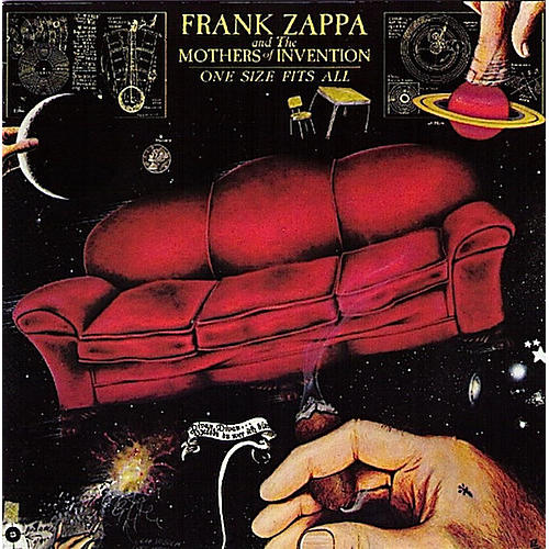 Alliance Frank Zappa - One Size Fits All thumbnail