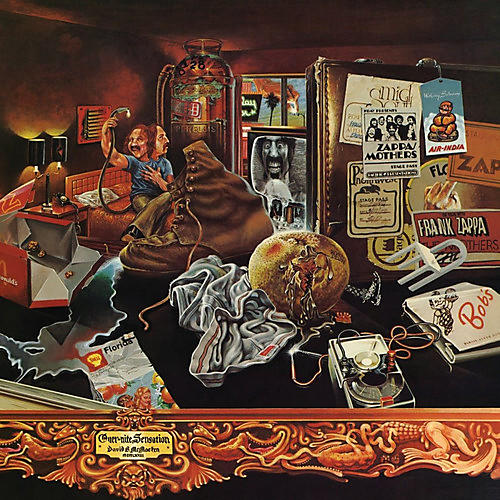 Alliance Frank Zappa - Over-Nite Sensation thumbnail