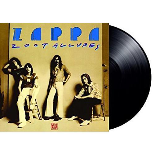 Frank Zappa Zoot Allures Woodwind Amp Brasswind