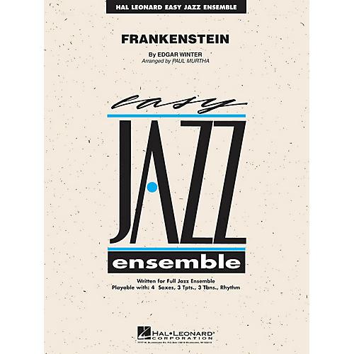 Hal Leonard Frankenstein Jazz Band Level 2 by Edgar Winter Group Arranged by Paul Murtha thumbnail