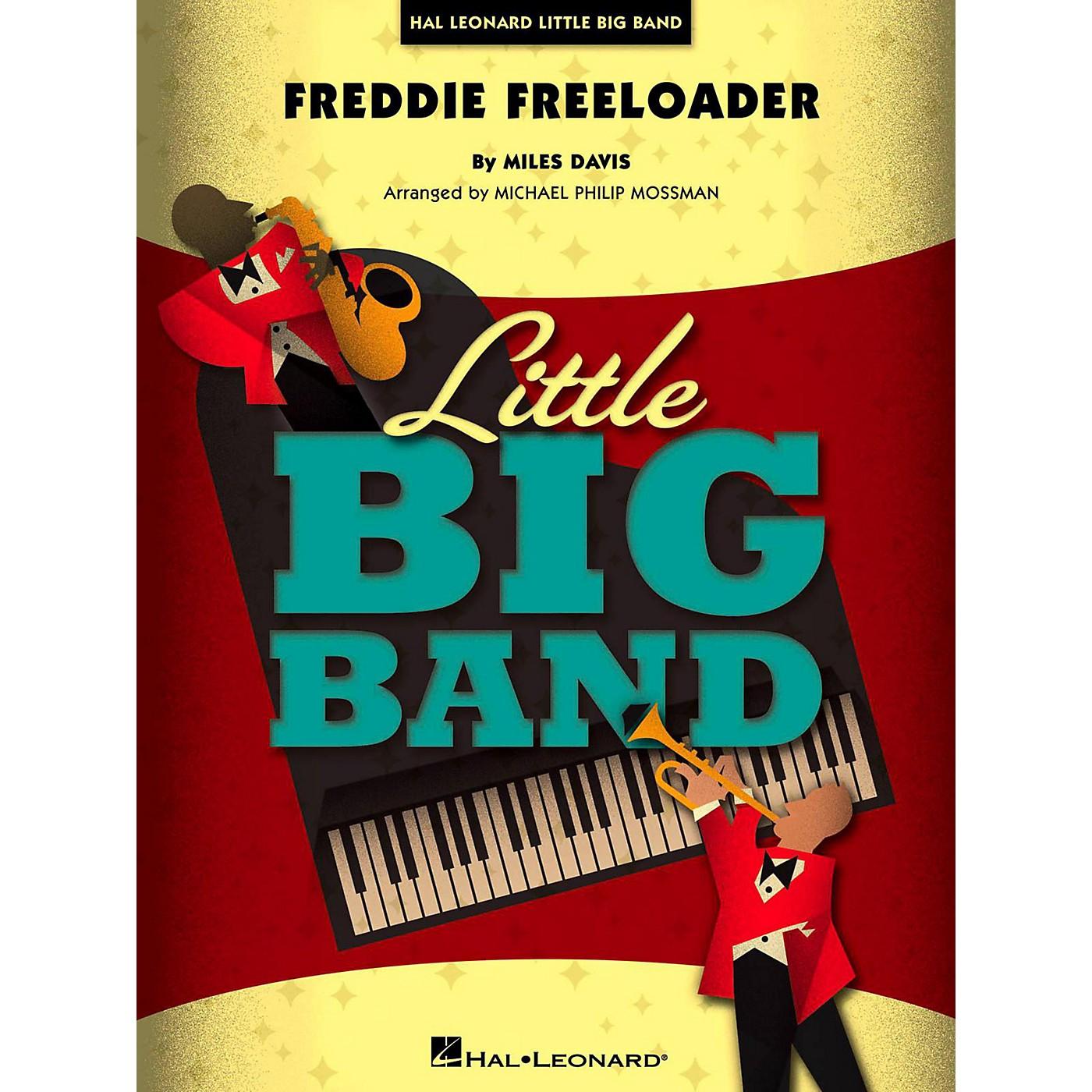 Hal Leonard Freddie Freeloader Jazz Band Level 4 thumbnail