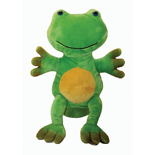 Hal Leonard Freddie the Frog Kid's Puppet thumbnail