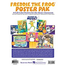 Shawnee Press Freddie the Frog Poster Pak POSTER PAK by Tiffany Harris Composed by Sharon Burch