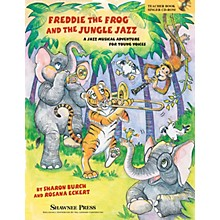 Shawnee Press Freddie the Frog and the Jungle Jazz (A Musical Jazz Adventure for Young Voices) PREV CD by Sharon Burch