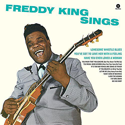 Alliance Freddy King - Freddy King Sings thumbnail