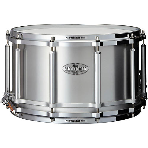 Pearl Free Floating Seamless Aluminum Snare Drum thumbnail