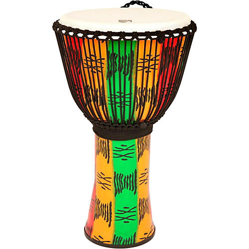 Toca FreeStyle II Rope Tuned Djembe with Bag thumbnail