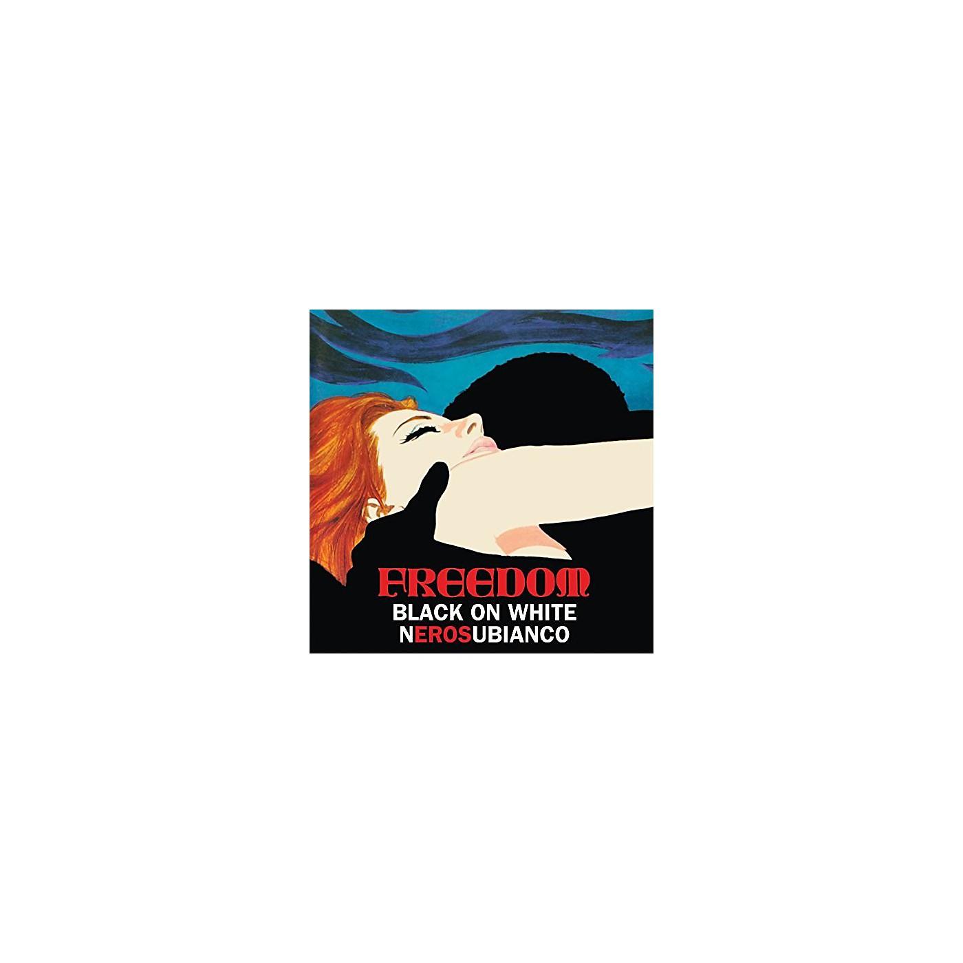 Alliance Freedom - Nero Su Bianco / Black On White thumbnail