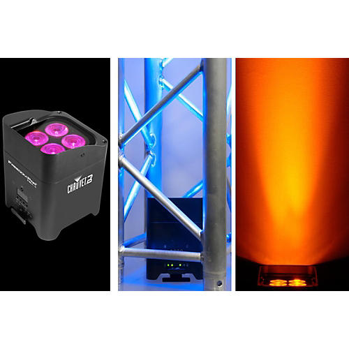 CHAUVET DJ Freedom Par Hex-4 Battery-Powered LED Wash/Black Light thumbnail