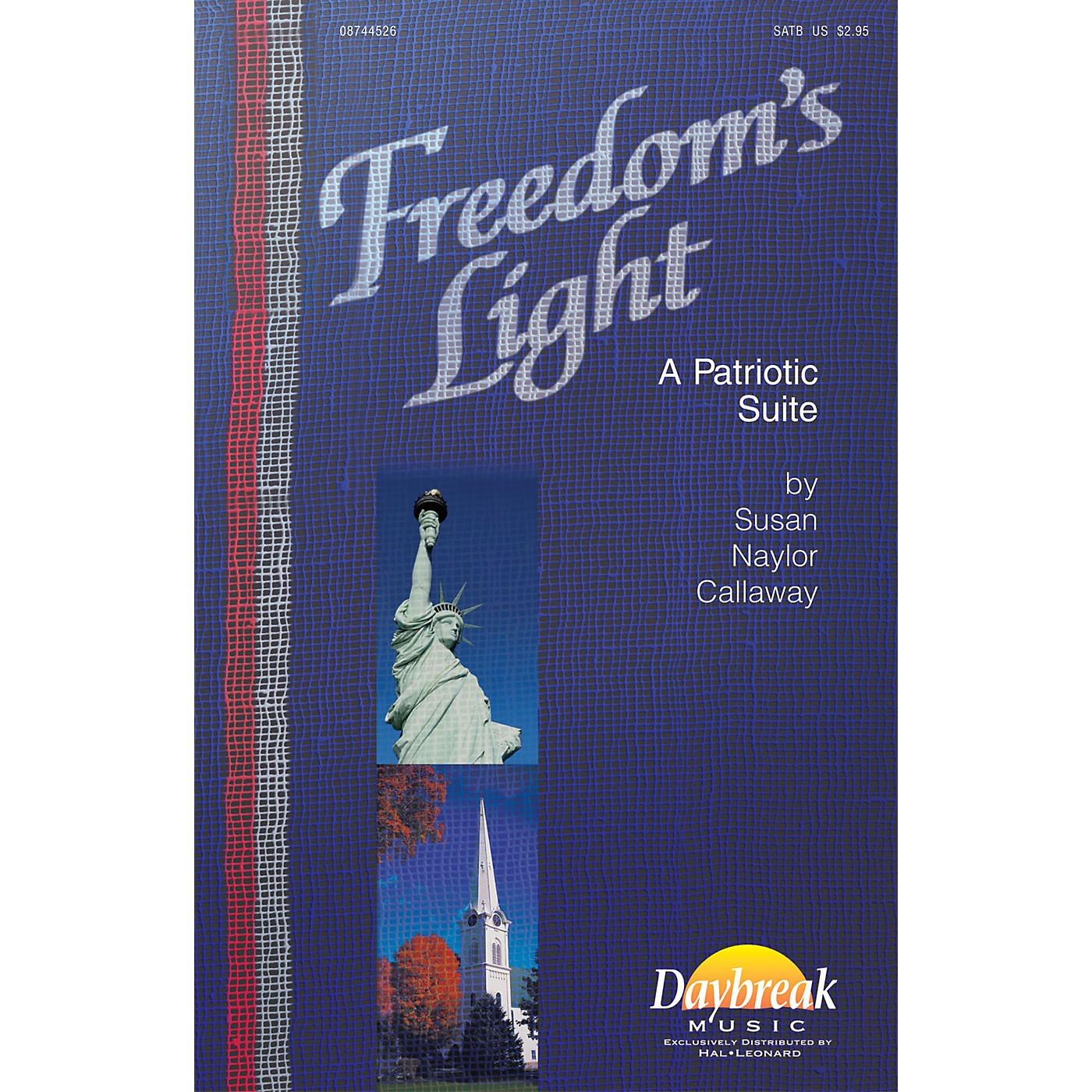 Daybreak Music Freedom's Light PREV CD Composed by Susan Naylor Callaway thumbnail
