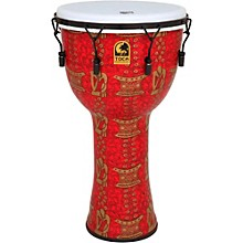 Toca Freestyle II Mechanically-Tuned Djembe with Bag