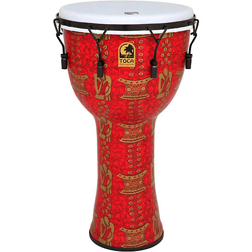 Toca Freestyle II Mechanically-Tuned Djembe with Bag thumbnail