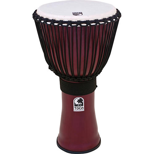 Toca Freestyle II Rope-Tuned Djembe thumbnail