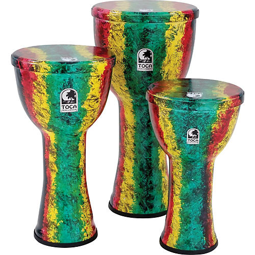 Toca Freestyle Lightweight Djembe Drum thumbnail