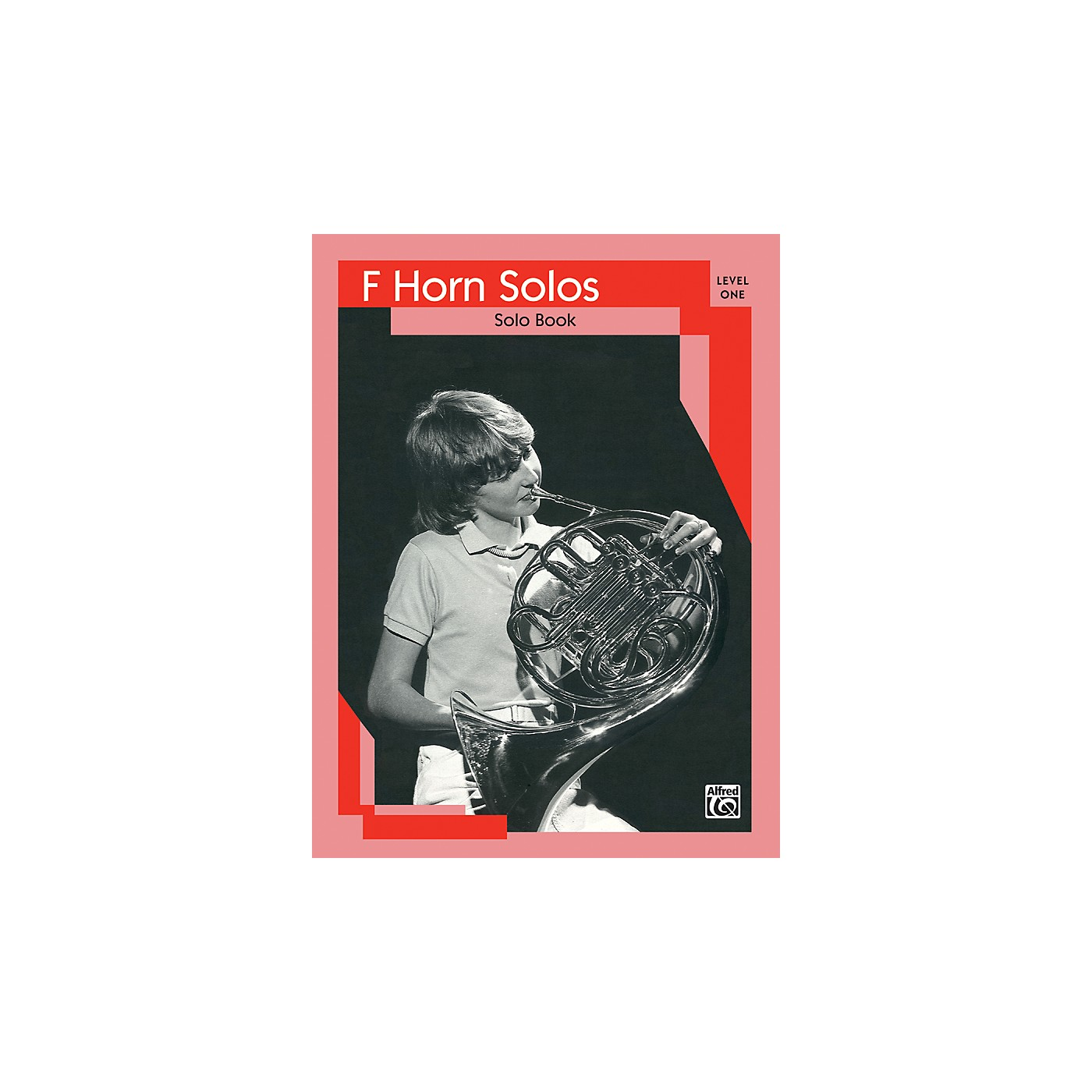 Alfred French Horn Solos Level I Solo Book thumbnail