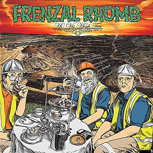 Alliance Frenzal Rhomb - Hi Vis High Tea thumbnail