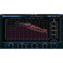 Blue Cat Audio FreqAnalyst Pro Spectrum Analysis Tool