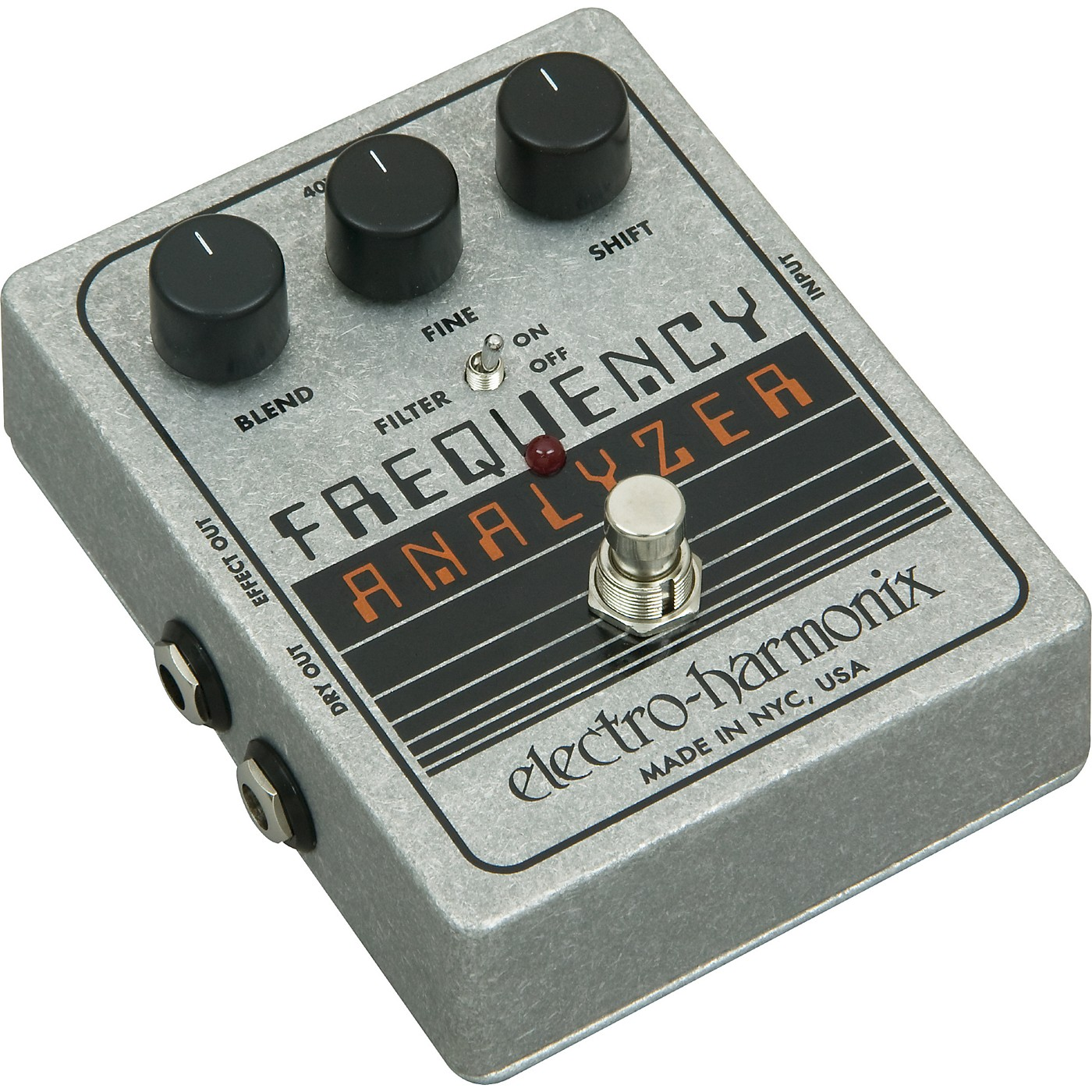 Electro-Harmonix Frequency Analyzer XO Guitar Effects Pedal thumbnail