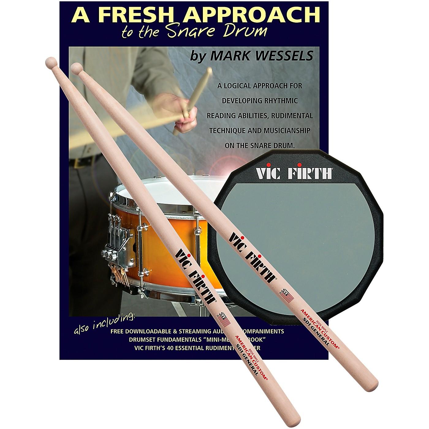 Vic Firth Fresh Approach Starter Pack thumbnail