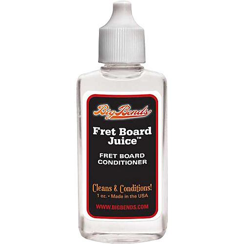 Big Bends Fret Board Juice Fret Board Conditioner thumbnail