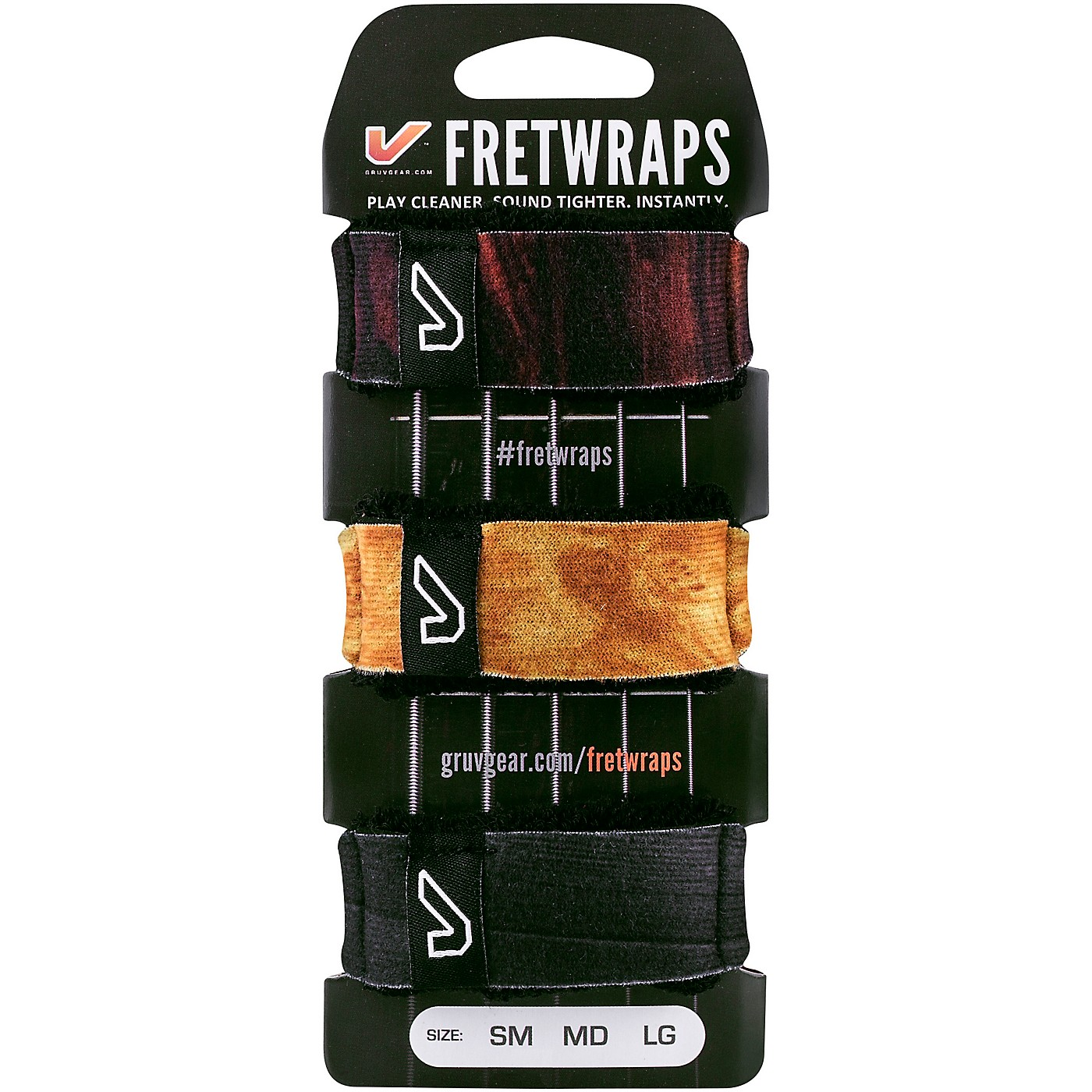 Gruv Gear FretWraps 3-Pack thumbnail