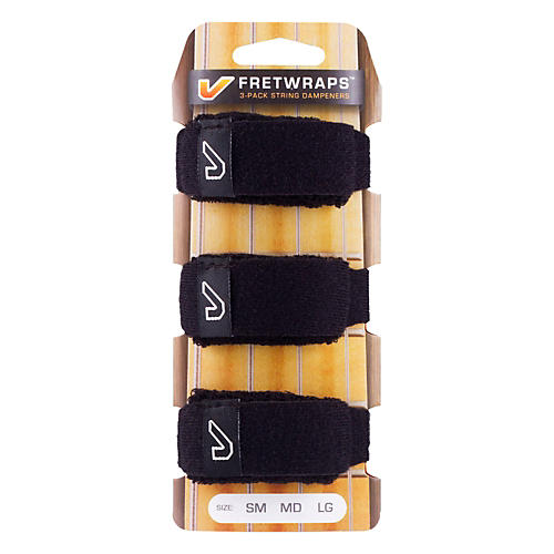 Gruv Gear FretWraps String Muters (3-Pack) thumbnail