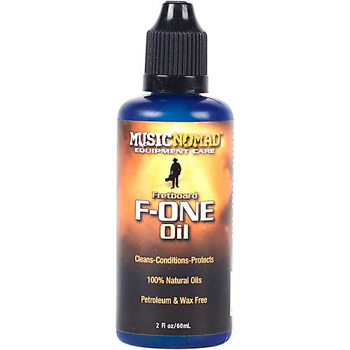 Music Nomad Fretboard F-ONE Oil - Cleaner & Conditioner - 2 oz. thumbnail