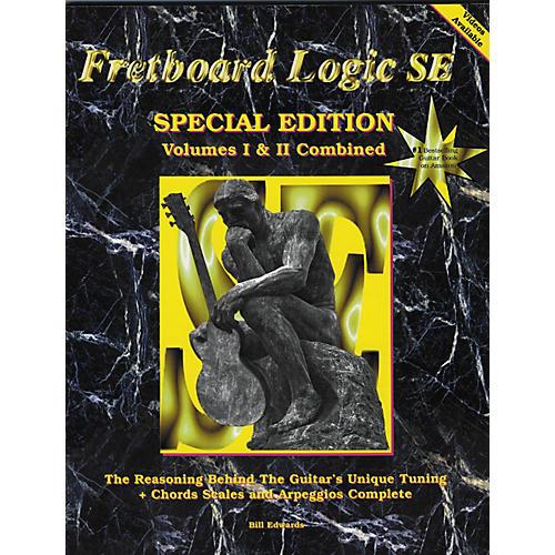 Bill Edwards Publishing Fretboard Logic Special Edition Book thumbnail