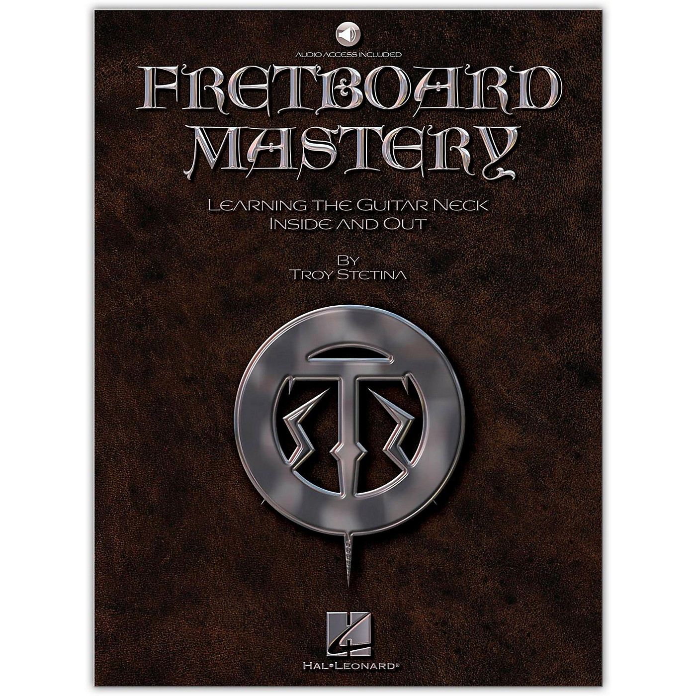 Hal Leonard Fretboard Mastery Book with Online Audio thumbnail